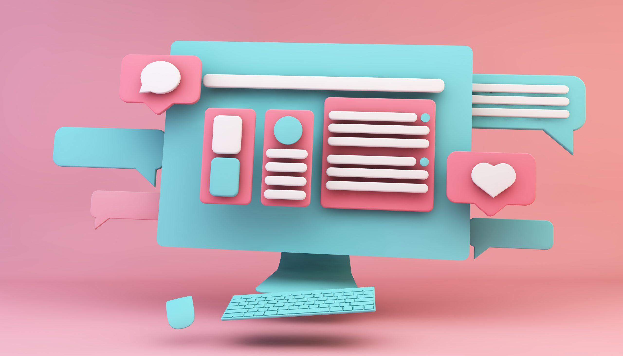 Creamos tu diseño web profesional personalizado para que puedas marcar la diferencia
